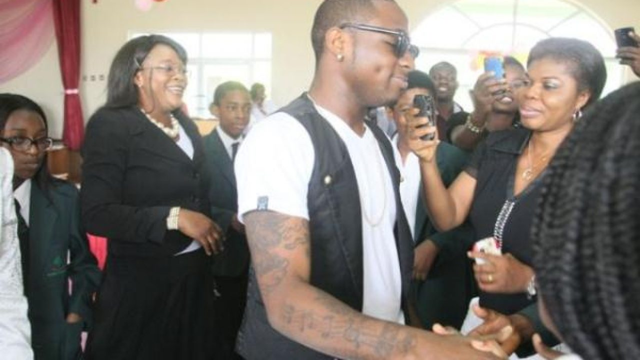 How Davido survived 4 years at Babcock to become a graduate