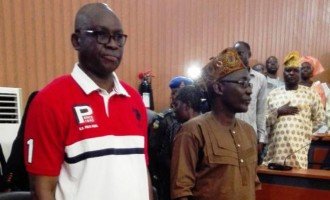 Ekiti PDP adopts Fayose's deputy as 2018 governorship candidate