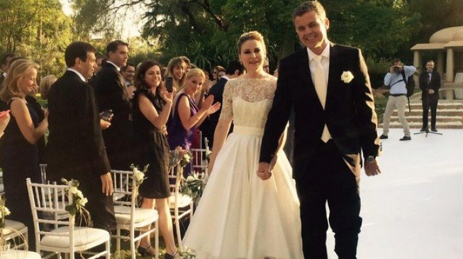 CNN Journalist, Hala Gorani, gets married in Morroco