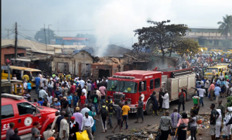 Ambode cautions tanker drivers after Iyana-Ipaja fire incident
