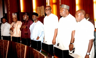 Governors to hold 'crucial' meeting Tuesday