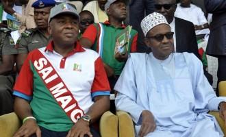 Go and defend yourself, Buhari tells Saraki