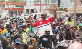 Fayose: Buhari not involved in plans to oust me