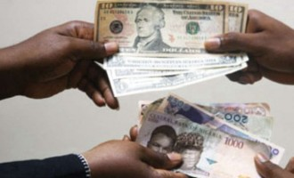 CBN adjusts naira-dollar peg