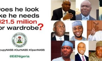 'When your sugar mummy is a senator' and other reactions to N9bn wardrobe allowance