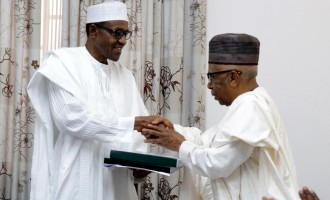 EXCLUSIVE: Joda committee asks Buhari to appoint only 19 senior ministers