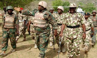 Army arrests two Borno politicians over alleged links to Boko Haram