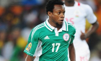 CAF slams Onazi with two-match ban