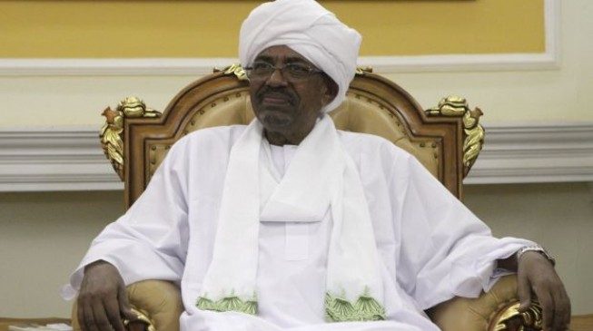 Sudanese president,al-Bashir, sworn in for another term