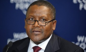 Nigeria still destination of choice for investments, says Dangote