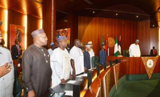 FG, states to share $1.7bn Excess Crude Account