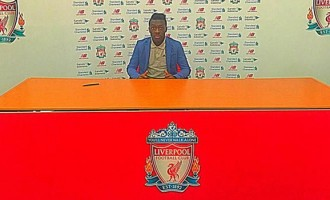 Liverpool snatch Adekanye from Barcelona