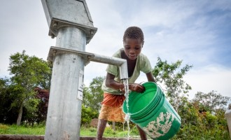 I'm drilling 789 boreholes because water is essential to life, says Ganjude