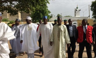Court grants bail to Lamido, sons