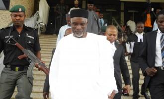 Ohakim, Nyako, son remanded in EFCC custody
