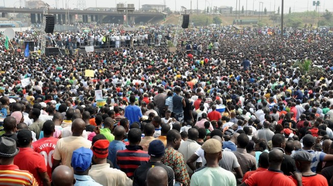 Nigeria's population to surpass US's in 2050