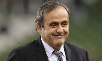Platini confirms he will stand for FIFA presidency