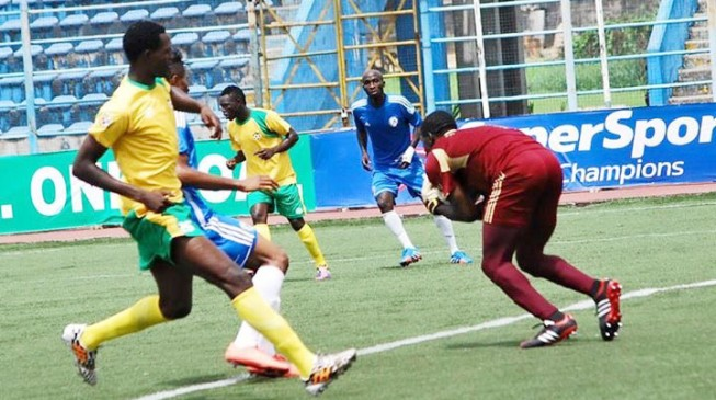 NPFL players eligible for N150k 'wonder goal of the week' prize money