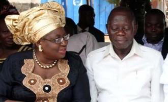 Oshiomhole will fail in his campaign of falsehood against me, says Okonjo-Iweala