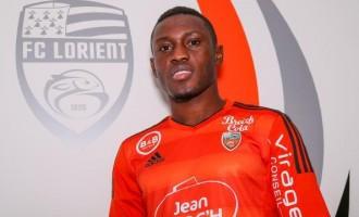 Ghana striker Waris joins Lorient