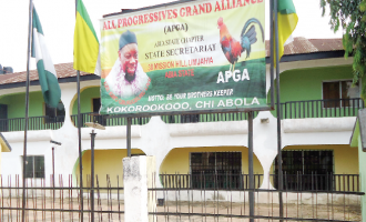 APGA hikes gov form from N1.5m to N6m