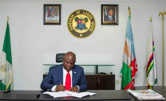 Ambode appoints 19 permanent secretaries