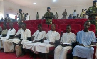 Chad sentences 10 Boko Haram fighters to death