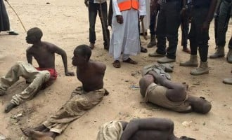 Six Boko Haram suspects 'arrested' in Lagos