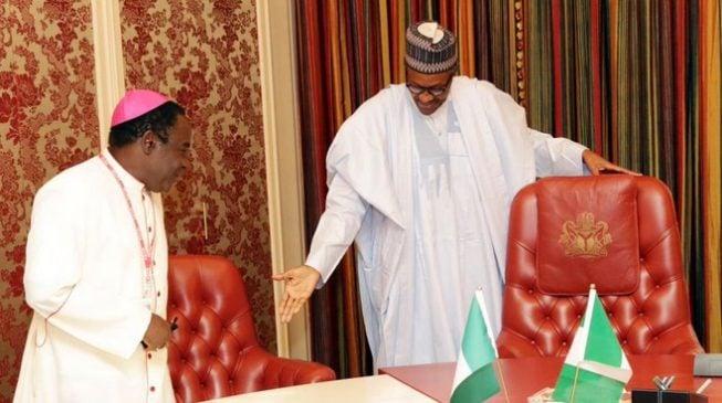 Between Buhari and Kukah, Okogie, Onaiyekan et al