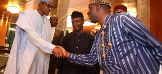 Buhari confirms Amaechi's appointment as campaign DG