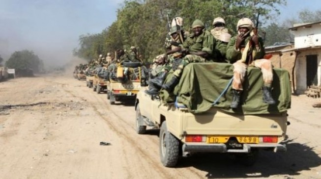 Chad withdraws troops fighting Boko Haram in Niger