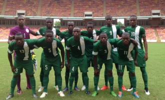 Eaglets are ready for any team, says Amuneke