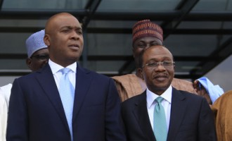 Emefiele, Saraki back Dangote on sale of NLNG, NNPC