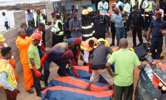 4 dead, 6 rescued in Lagos helicopter crash