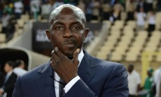INTERVIEW: I don't think this set of Eagles can win the World Cup, says Siasia