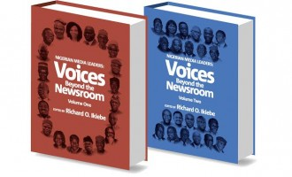 NGE/PAU's book on 75 years of Nigerian media out in Sept