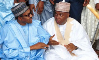 THE QUESTION: Will Saraki fight Buhari by frustrating his ministerial nominees?