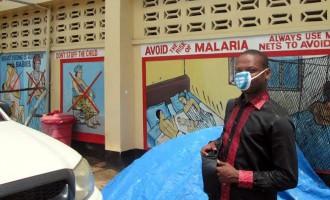 REPORTER'S DIARY: I thought I had caught Ebola
