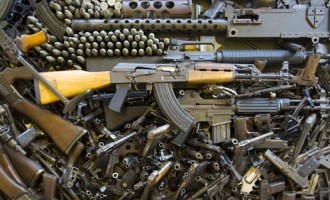 With over '350 million illicit weapons', Nigeria is a breeding ground for terrorism