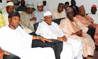 Governors demand balance of Paris Club refund