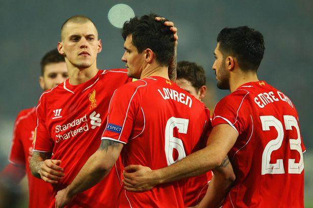 Besiktas-v-Liverpool