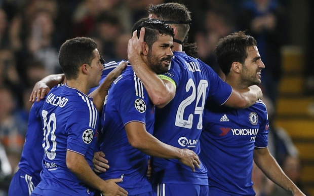 Chelsea v Maccabi Tel-Aviv - UEFA Champions League Group Stage - Group G