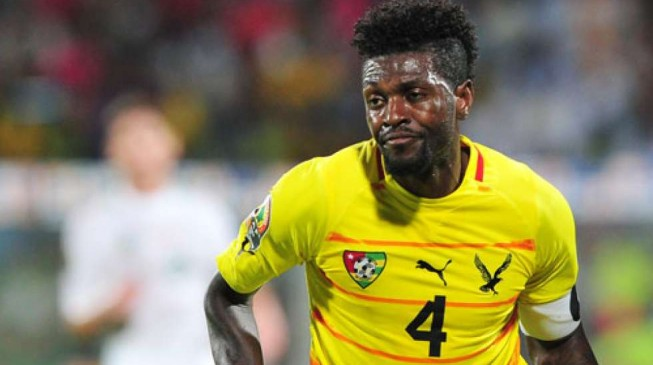 Adebayor can still play for Togo 'if he is ready', says coach