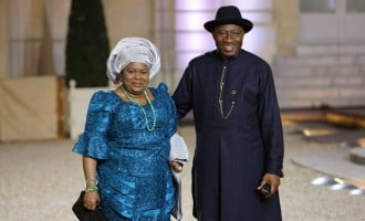 My wife and I have been hiding, says Jonathan