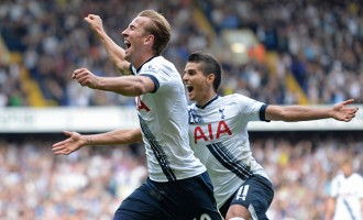 Spurs hammer City at the Lane
