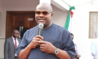 Wike taunts Buhari: Rivers APC is dead… your visit can't resurrect it