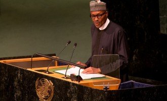 Buhari urges world leaders to wipe out HIV