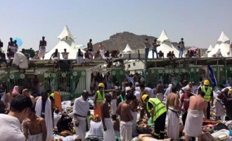 5 Gombe pilgrims missing, 7 injured in hajj stampede