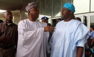 Pro-Saraki senators: We are solidly behind him