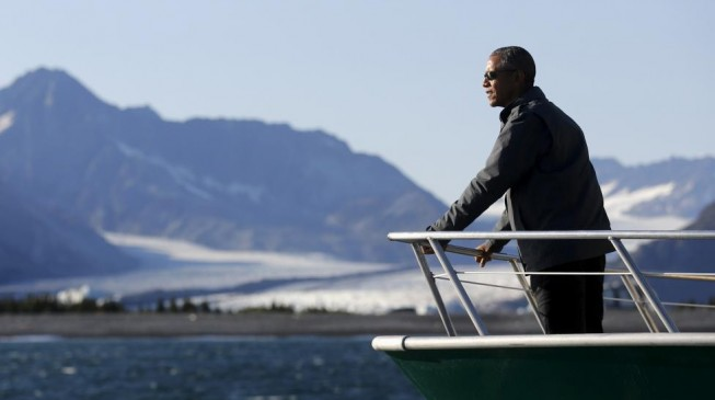 Obama: Climate change the world's biggest challenge